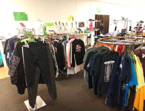 Quarantine Decluttering? Remember Revive Sports Thrift Store